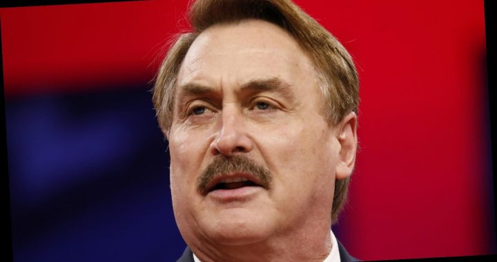 The MyPillow Guy Speaks Out About How Much Financial Trouble He's In