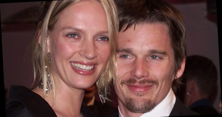 Inside Ethan Hawke's Relationship With Uma Thurman