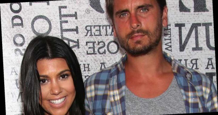 Scott Disick Makes A Surprising Confession About Kourtney Kardashian