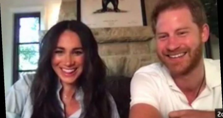 Meghan Markle and Prince Harry make first appearance in months – shocking a poetry class by dropping in