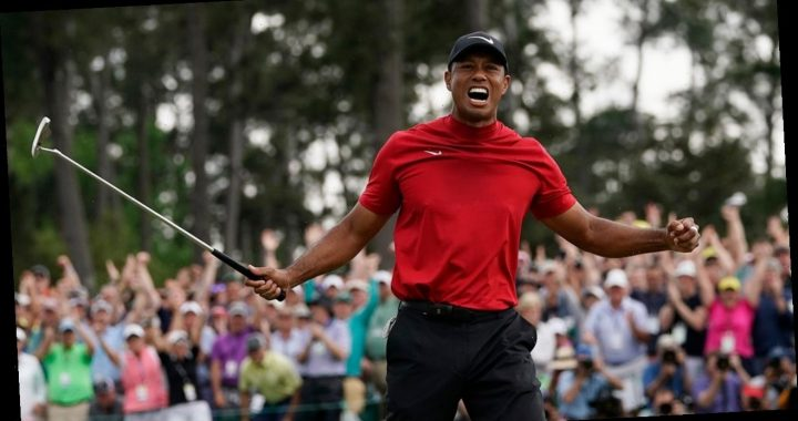 Tiger Woods: 5 things to know about the golfer