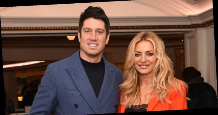 Strictly's Tess Daly calls Vernon Kay her 'soulmate' and she loves him 'more than ever' in gushing comments