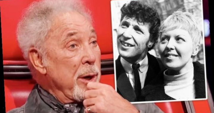 Tom Jones 'frightened' as wife 'would call on late father to haunt him' during rows