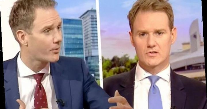 Dan Walker recalls holding back as cruel trolls abuse grieving pal: 'Don't get involved!'