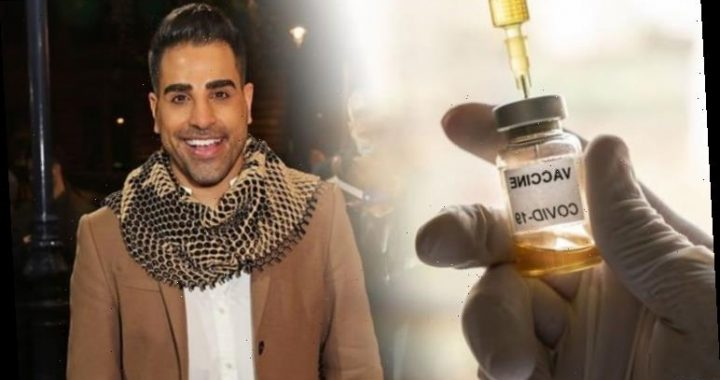 Dr Ranj Singh issues important Covid vaccination message for those at high risk from virus