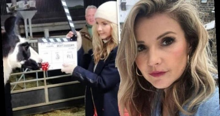 Helen Skelton: This Week On The Farm host got 'into trouble' after sharing backstage video