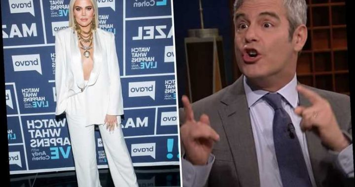 Kardashian pal Andy Cohen claims everyone has pronounced Khloe's name wrong for YEARS and fans are shocked