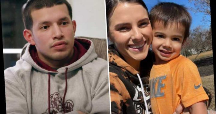 Teen Mom star Javi Marroquin's ex Lauren gushes son, Eli, 2, is a 'mama's boy' after their split over cheating scandal