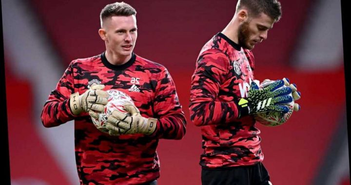 David de Gea set for Man Utd return against West Ham in place of Dean Henderson following the birth of his first child