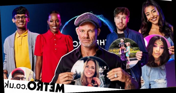 The Circle series 3 cast revealed: Gladiators star and father-daughter duo