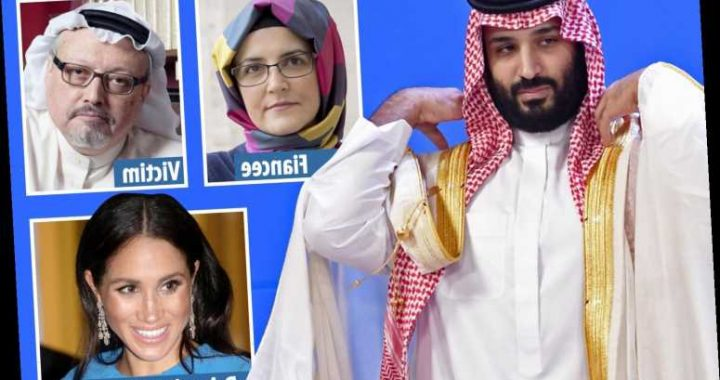 Why is Saudi Prince Bin Salman not being punished for my fiance Jamal Khashoggi's brutal murder?