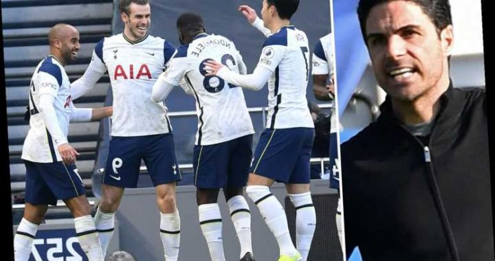Arsenal fuming Tottenham given advantage ahead of North London Derby after Europa League tie moved