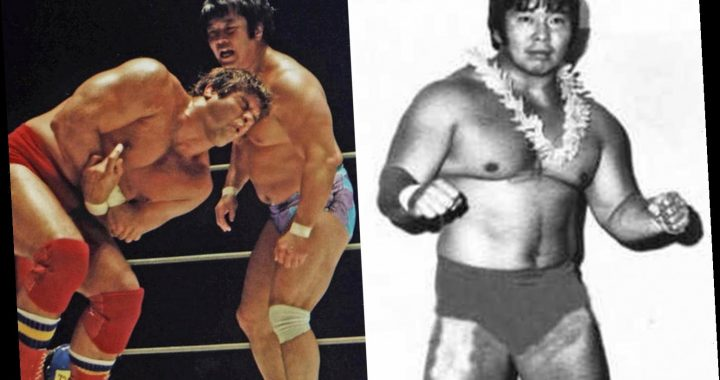 Dean Ho dead aged 80: WWE stars past and present pay tribute after wrestling legend loses battle with CTE