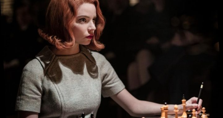 "'The Queen's Gambit': ""Bringing Sexy Back To Chess"" With Golden Globes Win"