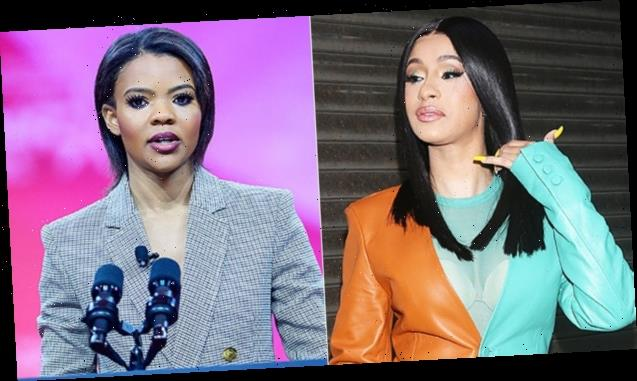 Cardi B Tells Candace Owens To 'Get A Life' After Deleting Tweets From Their Feud Over 'WAP'