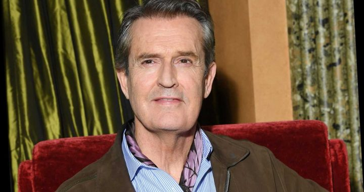 Who is Rupert Everett's boyfriend Henrique?