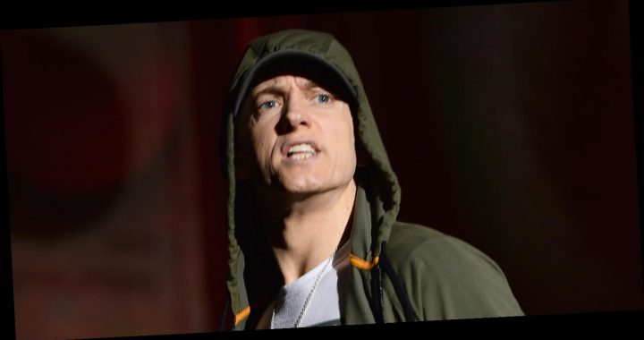 Eminem Addresses TikTok Users Trying to Cancel Him in New Rap 'Tone Deaf' – Read the Lyrics & Listen Now