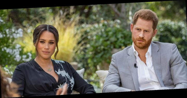 Where Was Prince Harry & Meghan Markle's Interview with Oprah Taped?