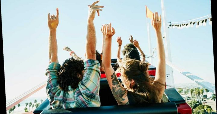 California Theme Park Advisors Ask Guests Not to Scream on Roller Coasters to Limit COVID-19 Spread
