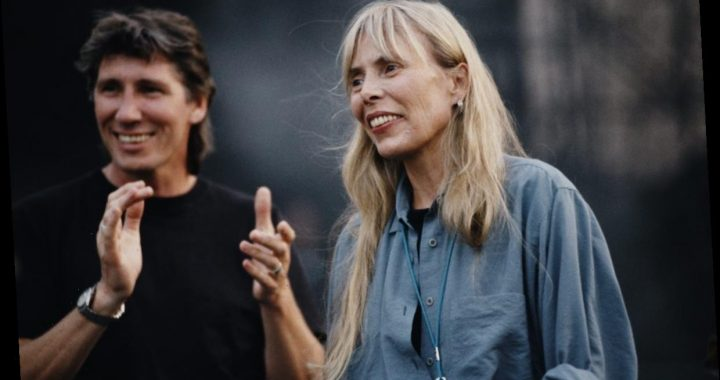 Joni Mitchell Waited 30 Years to Meet the Daughter She Gave Up For Adoption