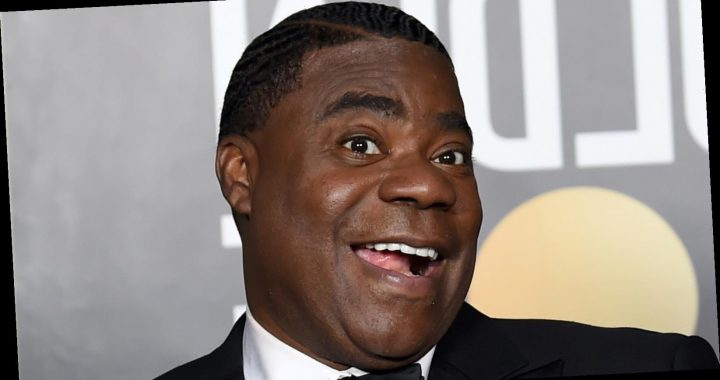 Tracy Morgan's Golden Globes Flub Is Cracking People Up