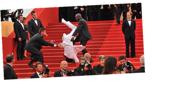 No, Jason Derulo Did Not Just Fall Down the Steps at the Golden Globes