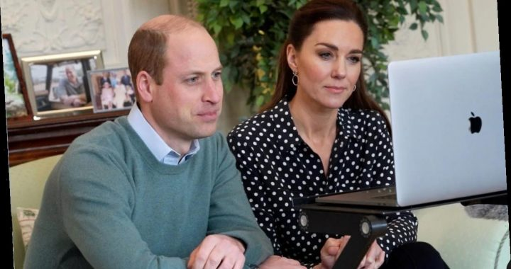 Telegraph: The Cambridges are 'often out of contact for extended periods'
