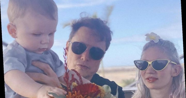 Elon Musk Takes Son to His Dream City in Rare Family Photo