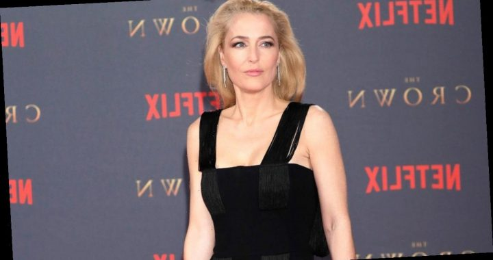 Gillian Anderson Addresses Accent Questions and Alec Baldwin's Tweet