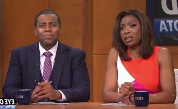 'SNL' Cold Open Has Some Bleak Thoughts About Derek Chauvin Trial (Video)