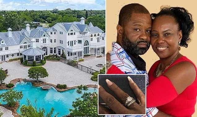 Couple try to throw wedding at $5.7M mansion believing it was vacant