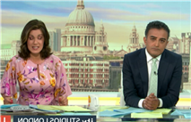 Furious Susanna Reid clashes with GMB guest who claims cats and dogs are harming the planet and 'should be banned'
