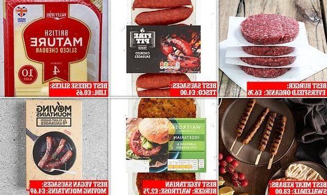 Good Housekeeping reveal winners of its BBQ food blind taste test