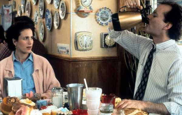 How Andie MacDowell Drove Bill Murray 'Nuts' During 'Groundhog Day'