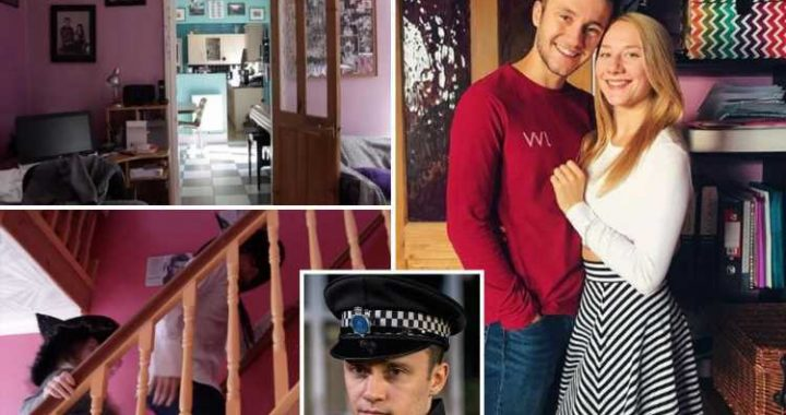 Inside Line Of Duty star Gregory Piper's Manchester home he shares with actress girlfriend Becca