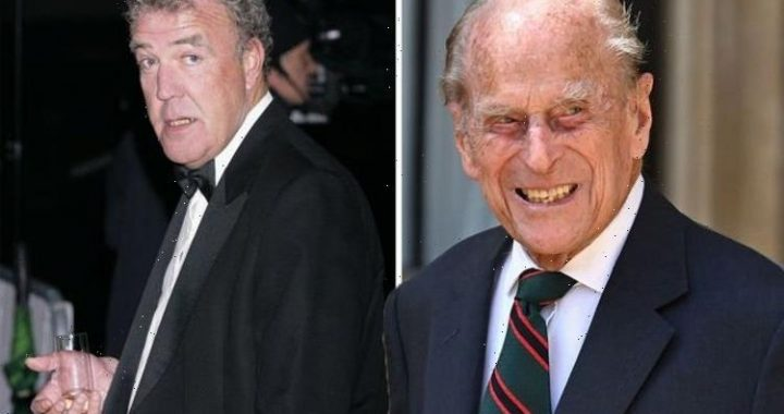 Jeremy Clarkson shares his plans for Prince Philip's funeral: 'I shall be raising a glass'