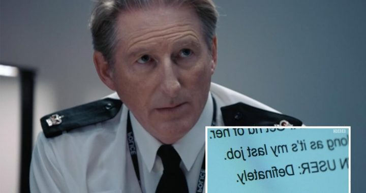 Line of Duty fans spot ANOTHER clue Hastings is corrupt after game-changing 'definately' spelling blunder
