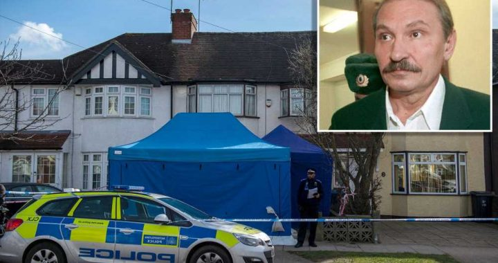 London death of Putin foe Nikolai Glushkov ruled a homicide