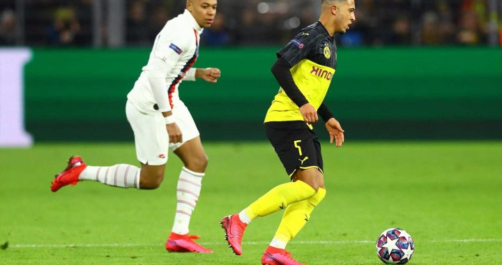 PSG 'keen on Jadon Sancho transfer if Kylian Mbappe fails to renew contract' in huge blow to Man Utd
