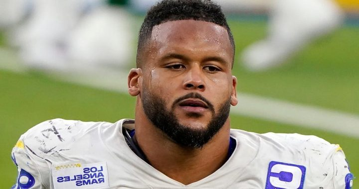 Rams' Aaron Donald 'attacked' and 'punched' man, broke his nose, lawyer says