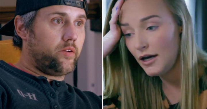 Teen Mom Maci Bookout shares cryptic post about 'outgrowing bulls***' after 'getting her ex Ryan Edwards fired from MTV'