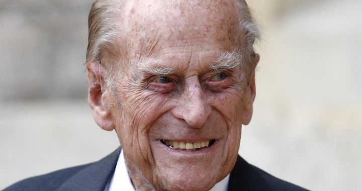 The Inappropriate Scene At Prince Philip's Funeral You Didn't See On TV