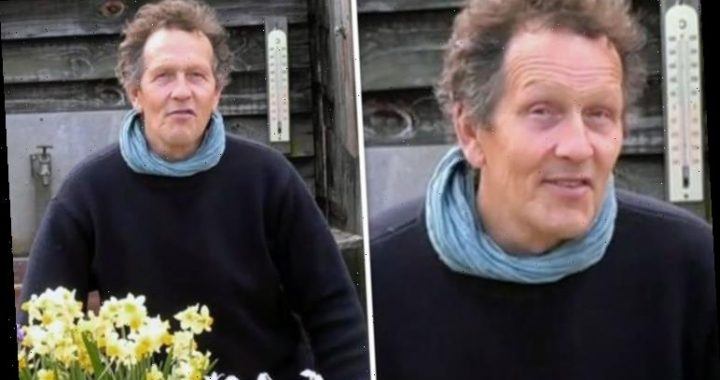 Monty Don sets record straight over 'potentially dodgy' reference during The One Show