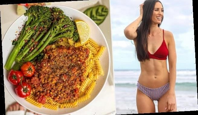 Trainer reveals the guilt-free pasta recipe she swears by to look lean