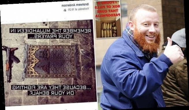 Ginger jihadi faces jail for sharing ISIS beheading video