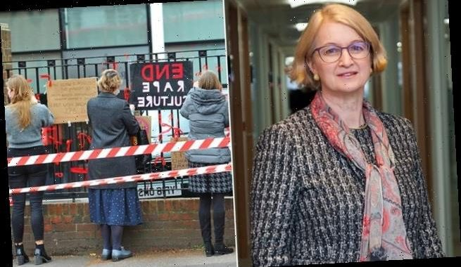 Ofsted boss says sex assault claims 'bleed in' from outside school