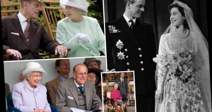 How Prince Philip and the Queen shared an unbreakable bond during 74 years of marriage