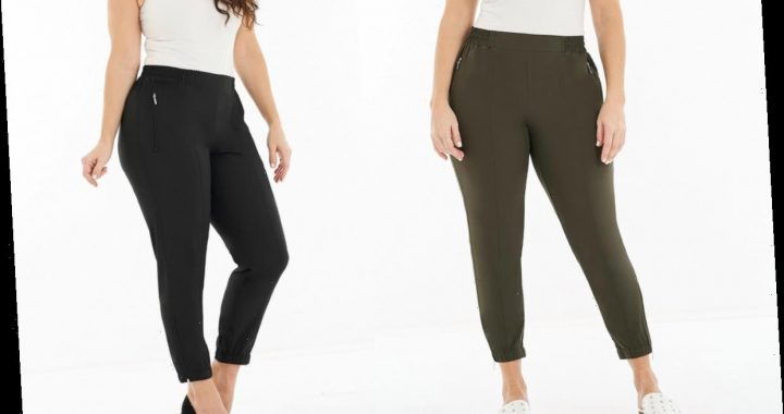 These Comfy Joggers Are Customized to Fit You Like a Glove