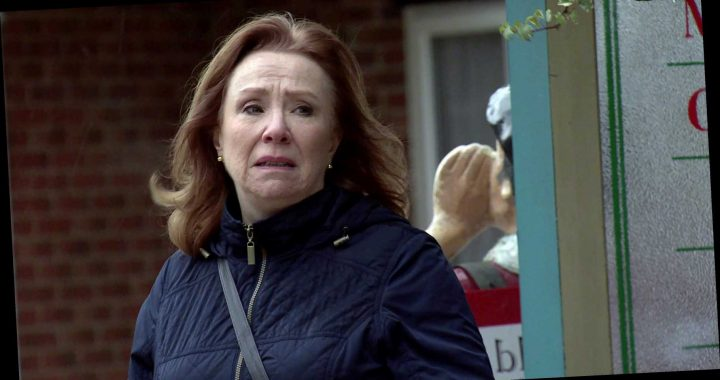Coronation Street's Melanie Hill reveals she's signed a new contract and is NOT quitting soap