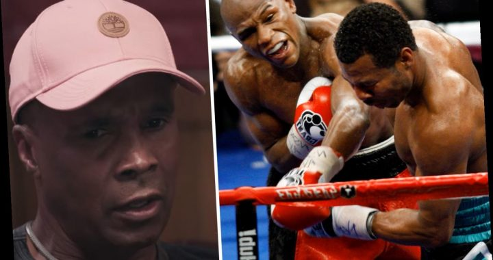 Sugar Ray Leonard reveals how he would fight Floyd Mayweather as Shane Mosley opens up on facing 50-0 great